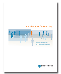 <p>New approaches to outsourcing are helping shippers drive down costs in the short term and build smarter, stronger supply chains for the long term.</p>