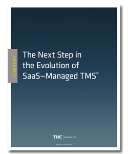 <p>Our Managed TMS® service represents the next evolutionary step in TMS technology that combines the strengths of the established 3PL model with TMS technology.</p>