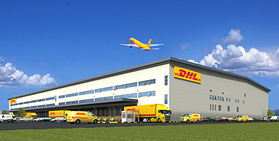 Dhl Opens Second Dallas Area Facility Logistics Management