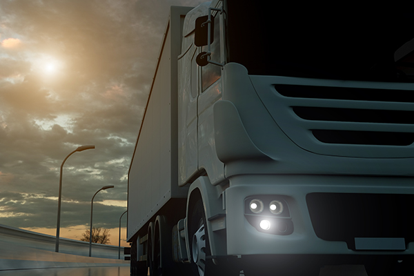 FTR Trucking Conditions Index takes step back, due to softening rate