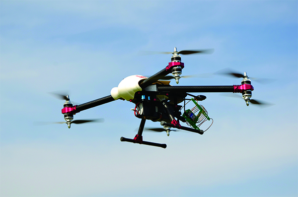 The emerging role for drones in the supply chain - Logistics Management