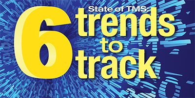 State of Transportation Management Systems: Trends to track in 2017