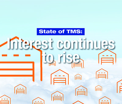 State of Transportation Management Systems (TMS): Interest