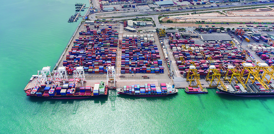 Top 35 Ocean Carriers 2018: Turnaround time? - Logistics Management