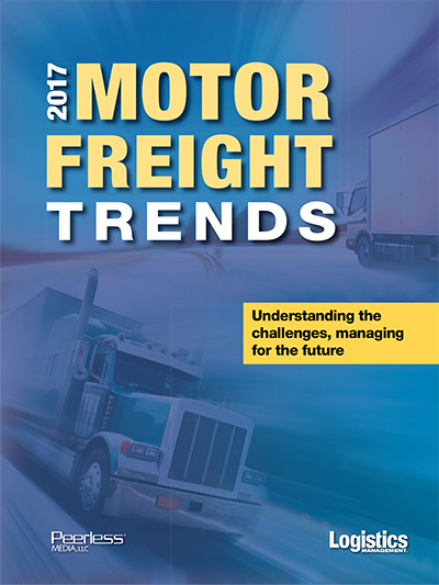 Special Report Download 2017 Motor Freight Trends