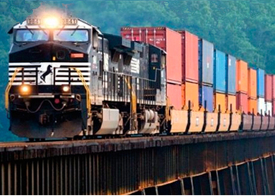 The State Of The Rail Intermodal Markets Supply Chain
