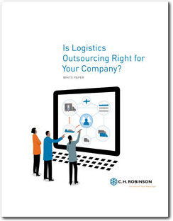 outsourcing in logistics management