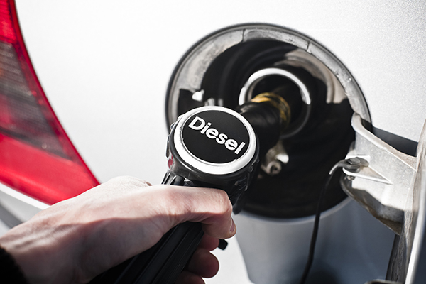 Diesel average sees slight gain - Supply Chain Management Review